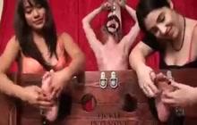 Tickling fetish