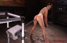 Melissa Moores Pussy Destroyed With a Sex Toy