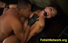 Jenna Ashley's Brutal Fuck